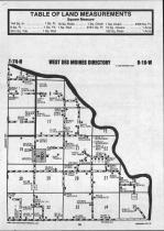 Map Image 003, Mahaska County 1987